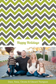 olive christmas card