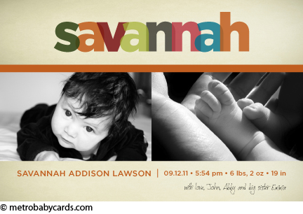 Savannah Design