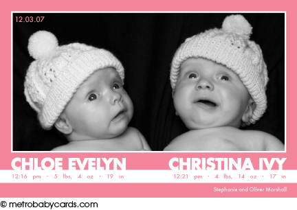 Chloe & Christina Design